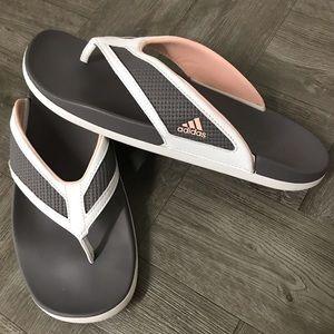 Adidas flip flop sandals